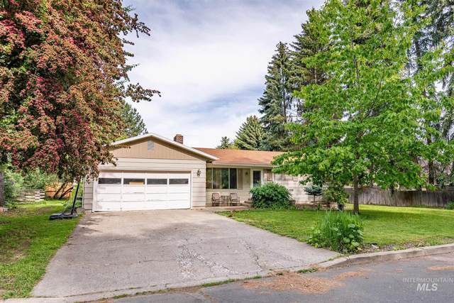520 N Harding, Moscow, ID 83843 (MLS #98772402) :: Epic Realty