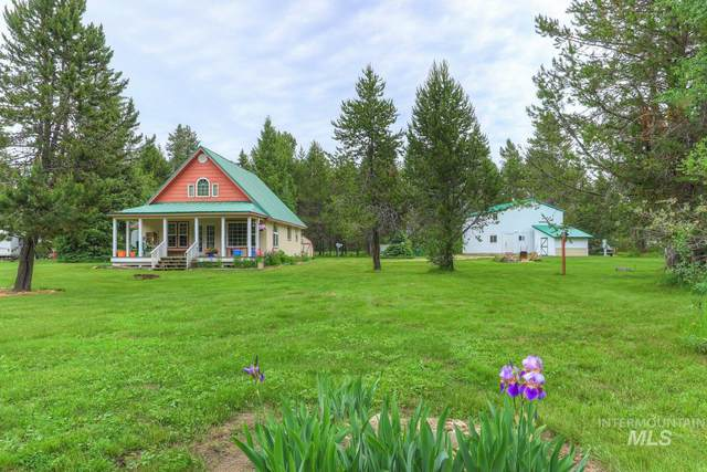 169 Wagon Wheel Lane, Donnelly, ID 83615 (MLS #98772422) :: Bafundi Real Estate