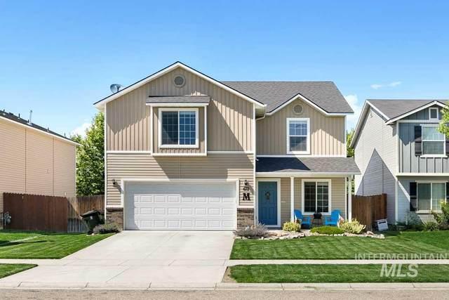 672 W Ramsbrook St, Meridian, ID 83646 (MLS #98772443) :: Story Real Estate