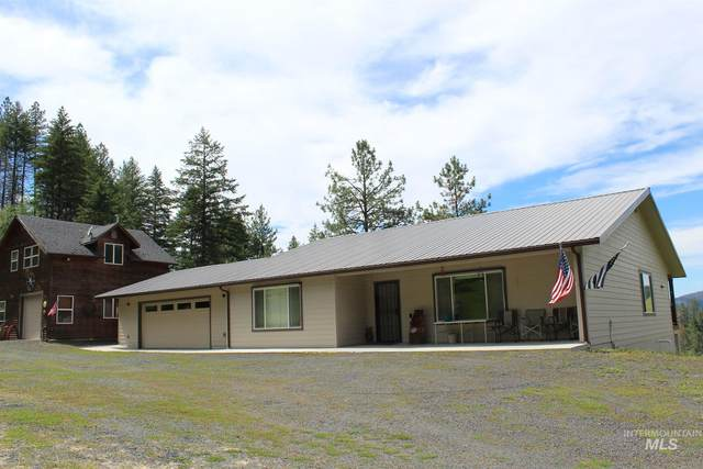 235 Mattoon Road, Kamiah, ID 83536 (MLS #98772455) :: Team One Group Real Estate
