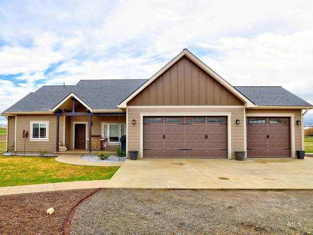 100 Purdy Rd, Grangeville, ID 83530 (MLS #98772467) :: City of Trees Real Estate