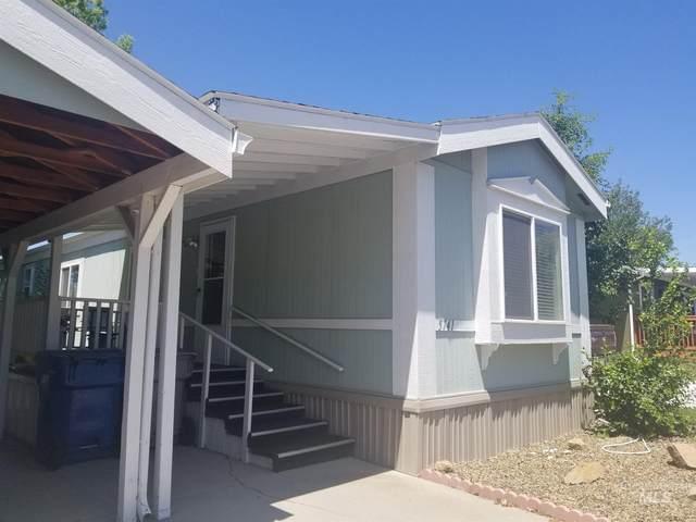 5741 N Confederate Lane, Garden City, ID 83714 (MLS #98772475) :: Juniper Realty Group