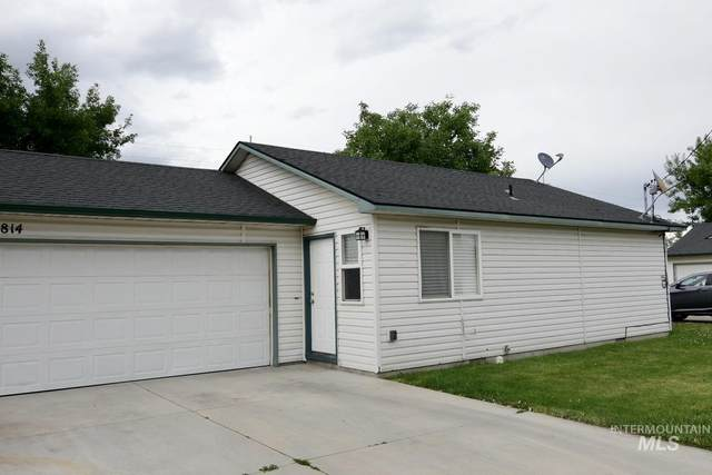 812 & 814 Chicago St, Nampa, ID 83686 (MLS #98772483) :: Silvercreek Realty Group