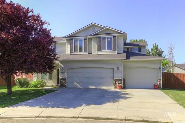 4912 Harding Place, Caldwell, ID 83607 (MLS #98772490) :: Silvercreek Realty Group