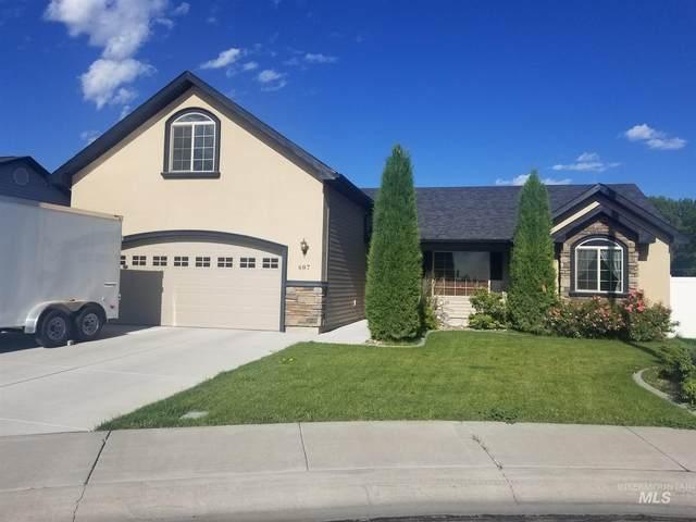 687 Garnet, Twin Falls, ID 83301 (MLS #98772519) :: Own Boise Real Estate