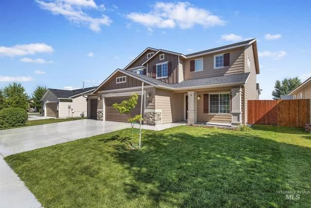 8318 W Snohomish Street, Boise, ID 83709 (MLS #98772538) :: Adam Alexander