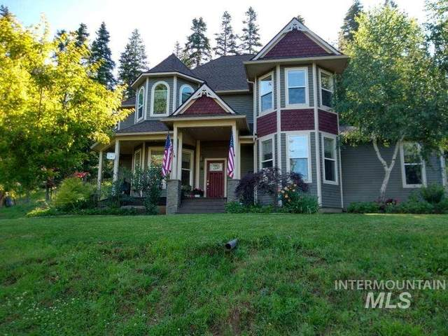 217 Crane Hill, Kooskia, ID 83539 (MLS #98772566) :: New View Team