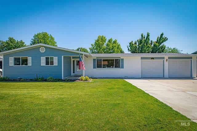 909 W Carlton Ave, Meridian, ID 83642 (MLS #98772572) :: Story Real Estate