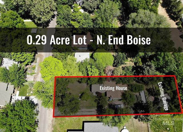 2116 N 26th Street, Boise, ID 83702 (MLS #98772578) :: Epic Realty