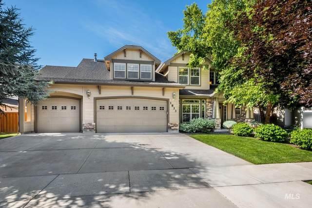 1833 W Root Creek St, Meridian, ID 83642 (MLS #98772580) :: Jon Gosche Real Estate, LLC