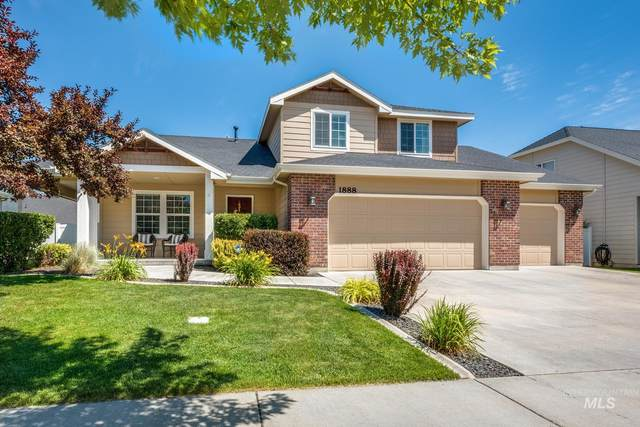 1888 W Pine Creek Dr, Nampa, ID 83686 (MLS #98772582) :: Silvercreek Realty Group