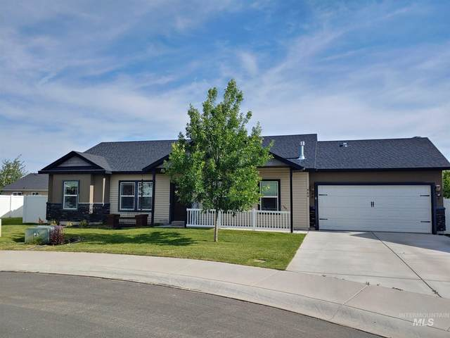 464 Goldfinch Ave, Twin Falls, ID 83301 (MLS #98772587) :: City of Trees Real Estate