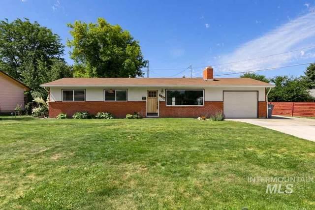 6417 W Tahoe Dr., Boise, ID 83709 (MLS #98772591) :: Silvercreek Realty Group