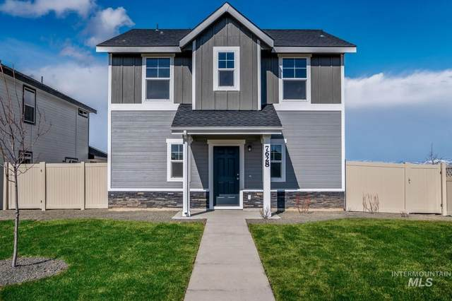 7644 S Sea Breeze Way, Boise, ID 83709 (MLS #98772627) :: Build Idaho