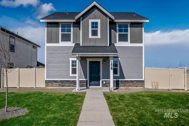 7650 S Sea Breeze Way, Boise, ID 83709 (MLS #98772633) :: Build Idaho