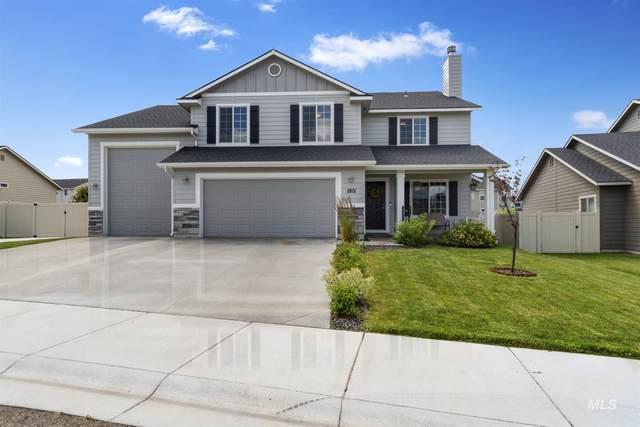 2801 W Aquamarine St, Kuna, ID 83634 (MLS #98772654) :: Full Sail Real Estate
