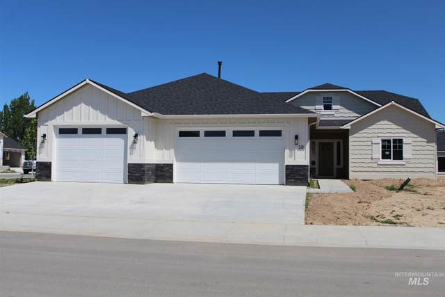 58 S Norcrest Ave., Nampa, ID 83687 (MLS #98772664) :: Michael Ryan Real Estate