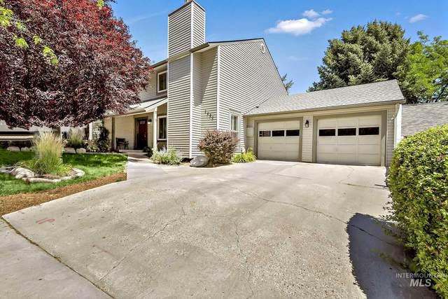 1481 E Shenandoah Dr, Boise, ID 83712 (MLS #98772670) :: Full Sail Real Estate
