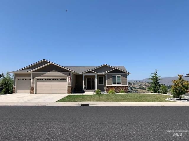 3970 Ridgewater Drive, Lewiston, ID 83501 (MLS #98772675) :: Boise River Realty