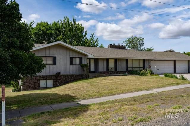 27 W Main Street, Pomeroy, WA 99347 (MLS #98772696) :: Idaho Real Estate Pros