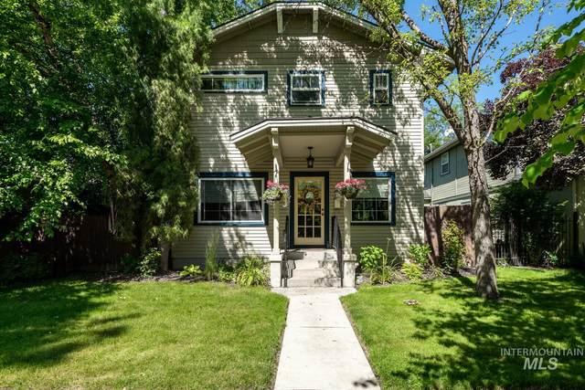 817 N 21st St, Boise, ID 83702 (MLS #98772717) :: Silvercreek Realty Group