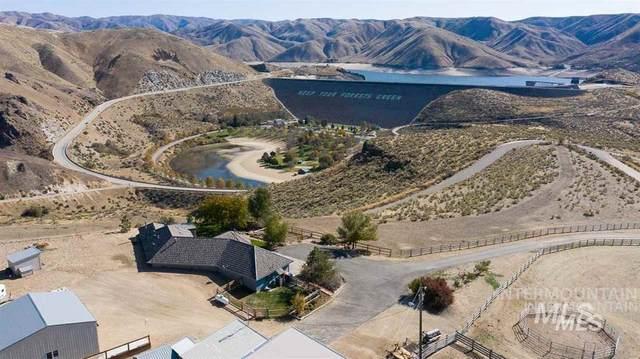 9900 E Sandy Point Lane, Boise, ID 83716 (MLS #98772731) :: Build Idaho