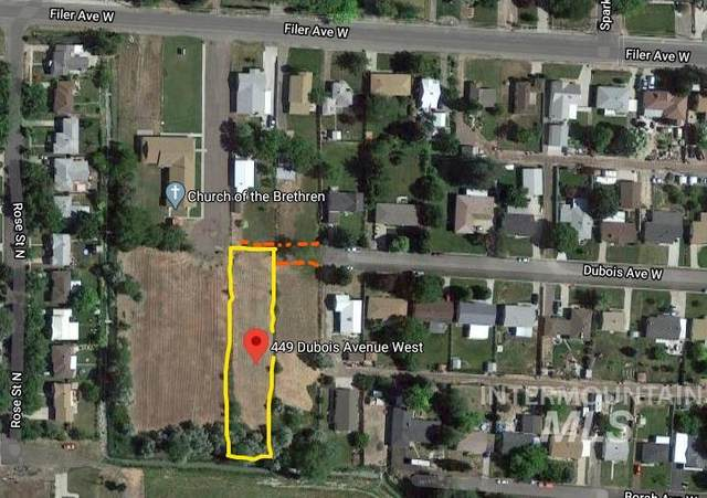 449 Dubois Ave, Twin Falls, ID 83301 (MLS #98772732) :: Epic Realty