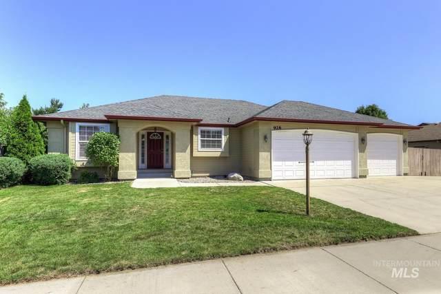 926 W Woodbury Drive, Meridian, ID 83646 (MLS #98772747) :: Team One Group Real Estate