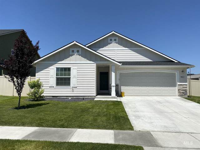 962 E Rose Island, Nampa, ID 83686 (MLS #98772762) :: City of Trees Real Estate