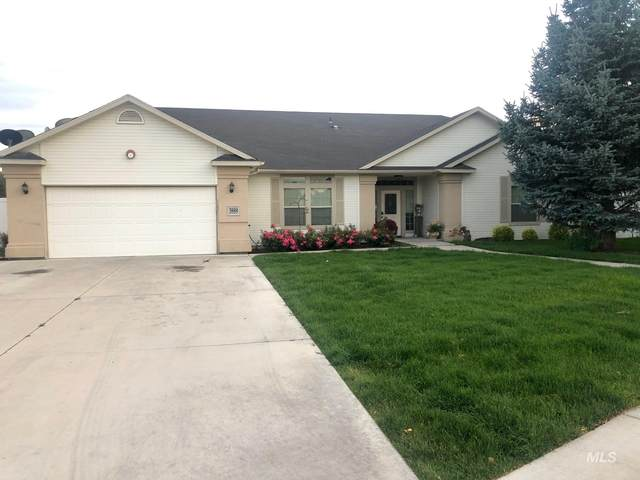 3989 E Winterberry Drive, Nampa, ID 83687 (MLS #98772768) :: Michael Ryan Real Estate