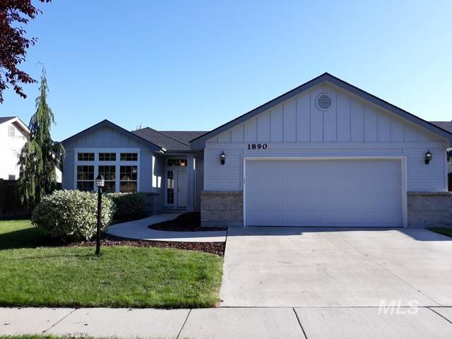 1890 W Eagle Mountain Drive, Meridian, ID 83646 (MLS #98772774) :: Team One Group Real Estate