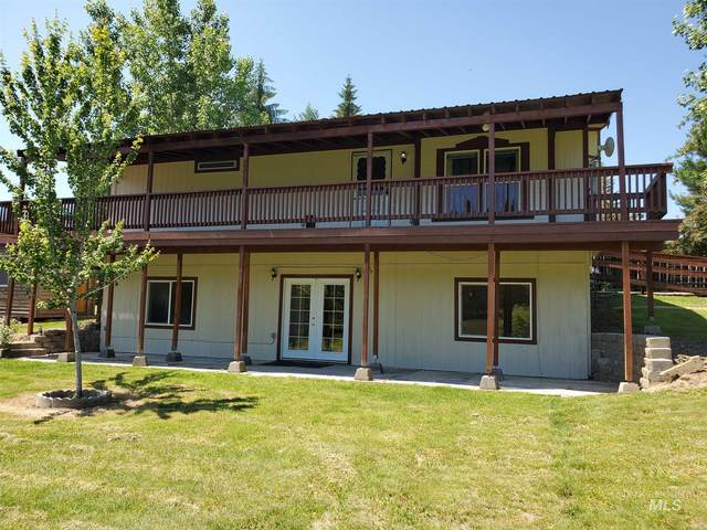 508 Division Street, Deary, ID 83823 (MLS #98772794) :: Juniper Realty Group