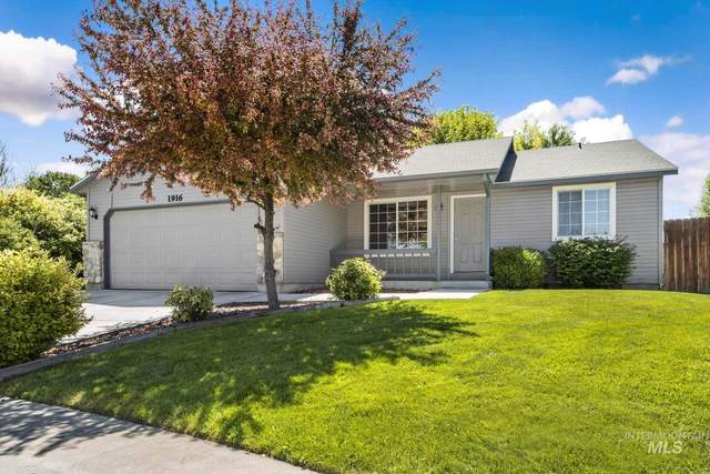 1916 Tyler St, Nampa, ID 83686 (MLS #98772797) :: Hessing Group Real Estate