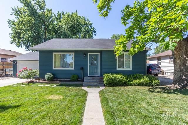 5021 W Fairmont St., Boise, ID 83706 (MLS #98772810) :: Full Sail Real Estate