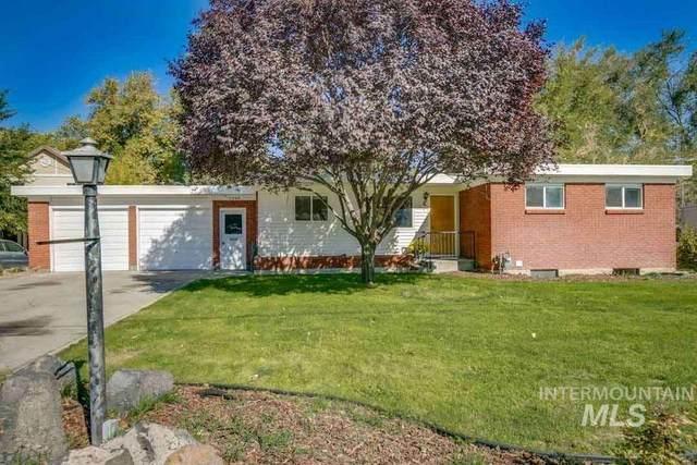 2300 W Palouse  St., Boise, ID 83705 (MLS #98772814) :: Full Sail Real Estate