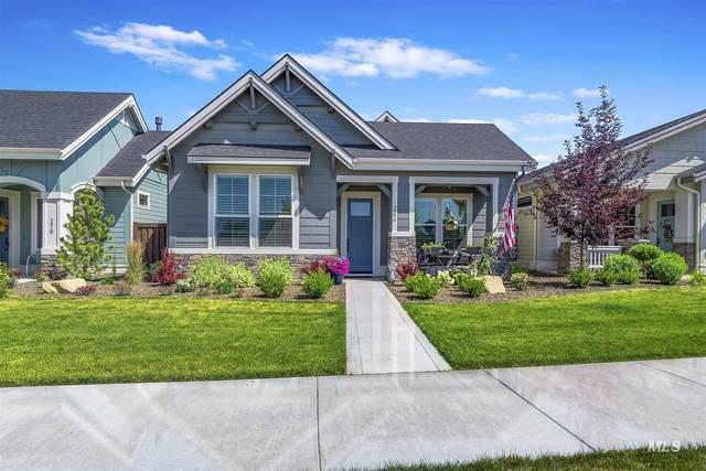 264 W Pavilion Ln, Meridian, ID 83646 (MLS #98772820) :: Boise River Realty