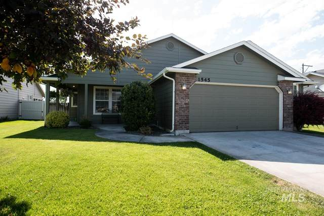 1545 Pilot St., Payette, ID 83661 (MLS #98772824) :: New View Team