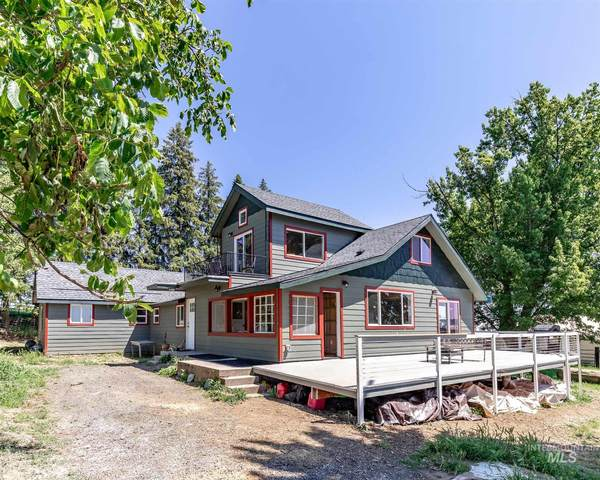 1060 Fiddlers Ridge Loop, Potlatch, ID 83855 (MLS #98772827) :: Boise River Realty