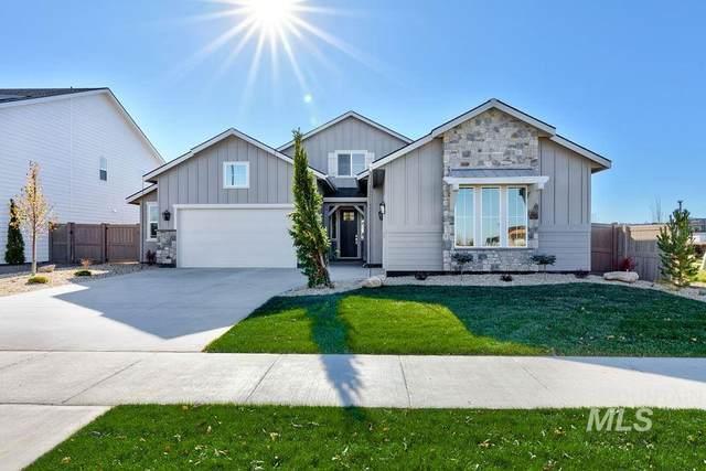 2845 E Lawton Drive, Meridian, ID 83642 (MLS #98772831) :: Jon Gosche Real Estate, LLC