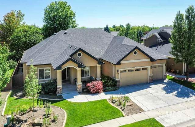 819 W Bacall Street, Meridian, ID 83646 (MLS #98772839) :: City of Trees Real Estate
