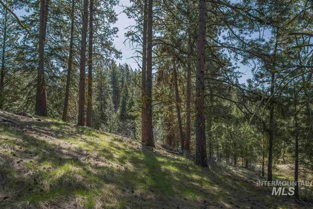 TBD Pine Ridge Drive, Cascade, ID 83611 (MLS #98772843) :: Bafundi Real Estate