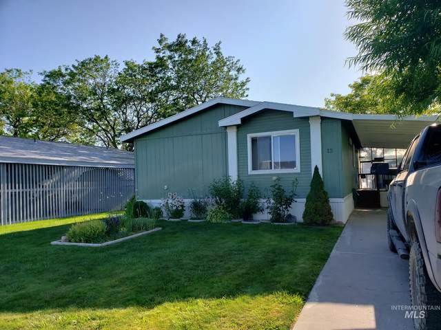 1605 Grandview Drive N #13, Twin Falls, ID 83301 (MLS #98772847) :: Michael Ryan Real Estate