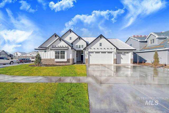 5919 S Hill Farm Way, Meridian, ID 83642 (MLS #98772857) :: Boise River Realty