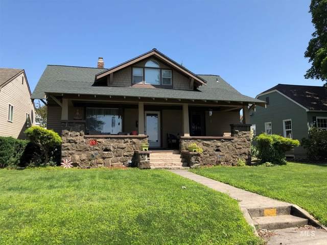 811 Prospect Ave, Lewiston, ID 83501 (MLS #98772905) :: Haith Real Estate Team