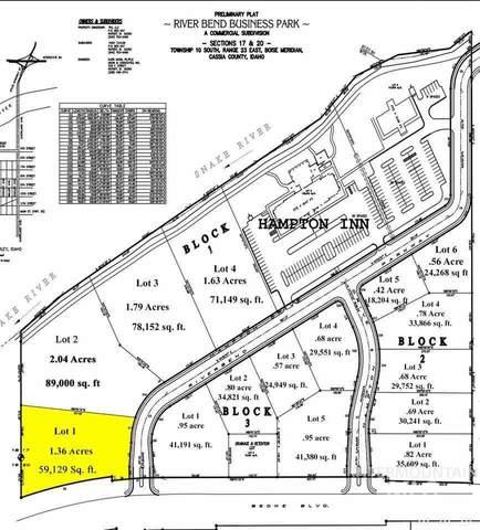 TBD Riverbend Parkway, Burley, ID 83318 (MLS #98772907) :: Boise River Realty