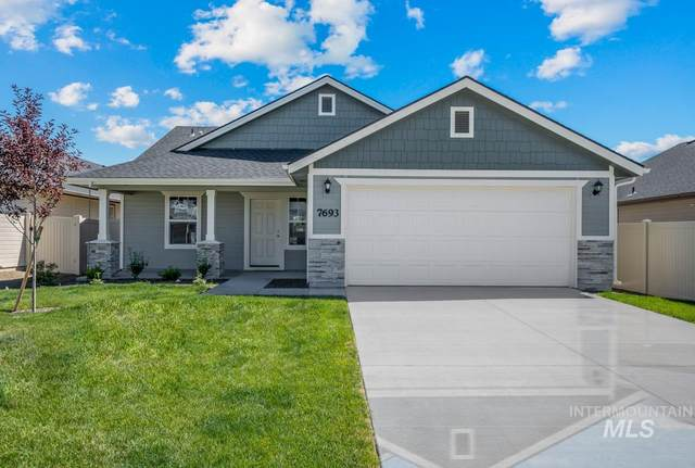 7671 E Brigade Dr., Nampa, ID 83687 (MLS #98772909) :: Michael Ryan Real Estate