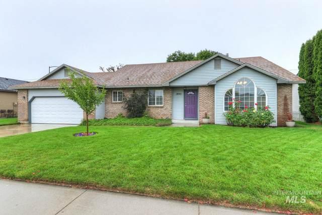 1893 N. Swainson Ave., Meridian, ID 83646 (MLS #98772914) :: Michael Ryan Real Estate