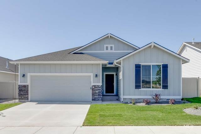 3322 W Remembrance Dr, Meridian, ID 83642 (MLS #98772945) :: Bafundi Real Estate