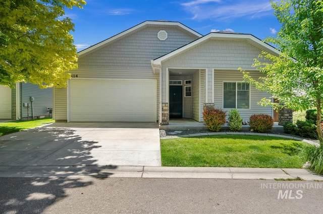 114 SW 8th Ave, Meridian, ID 83642 (MLS #98772951) :: Bafundi Real Estate