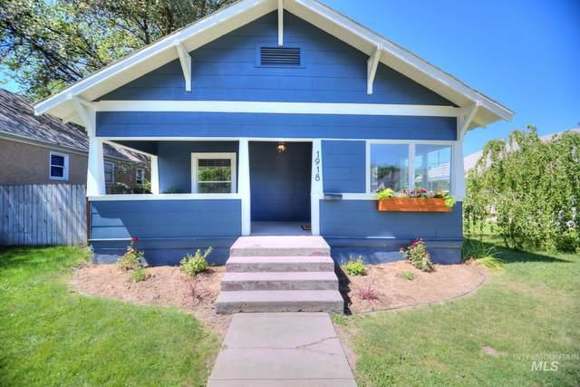 1918 Blaine Street, Caldwell, ID 83605 (MLS #98772953) :: Bafundi Real Estate